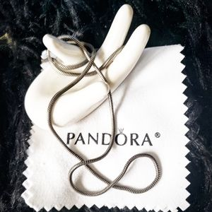Pandora Snake Chain Necklace